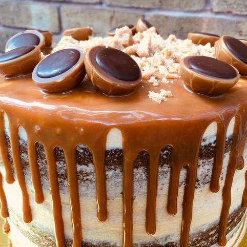 Kates Kakes Sticky Toffee Pudding Cake