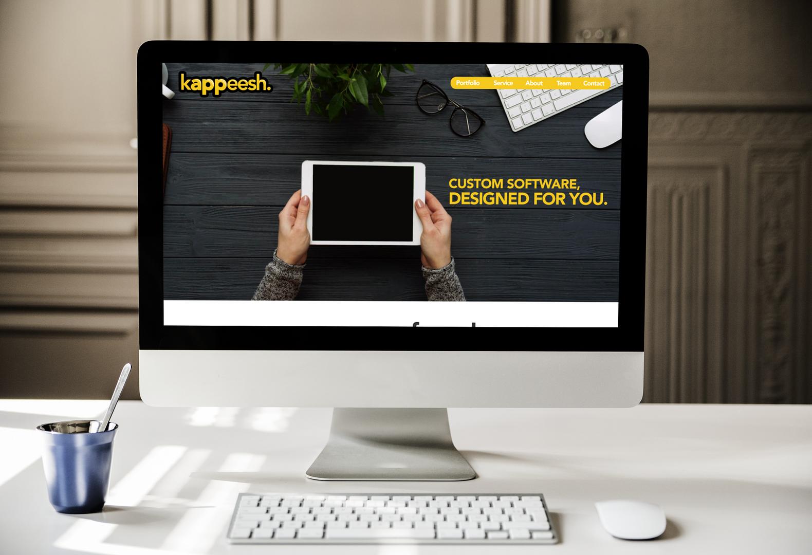 Designray Kappeesh project