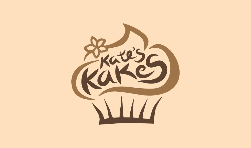 Designray kates kakes logo