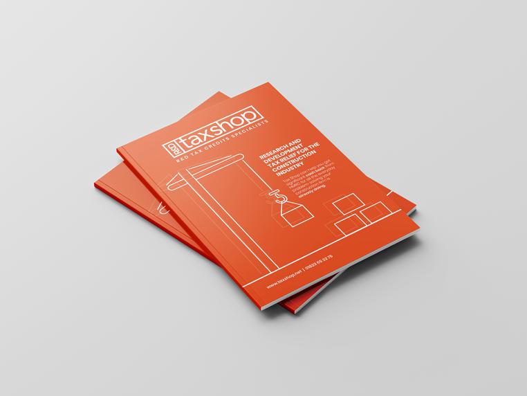 taxshop booklet