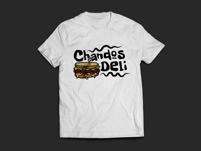 chandos tshirt