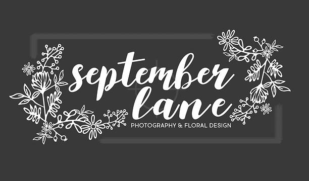 Designray september lane logo