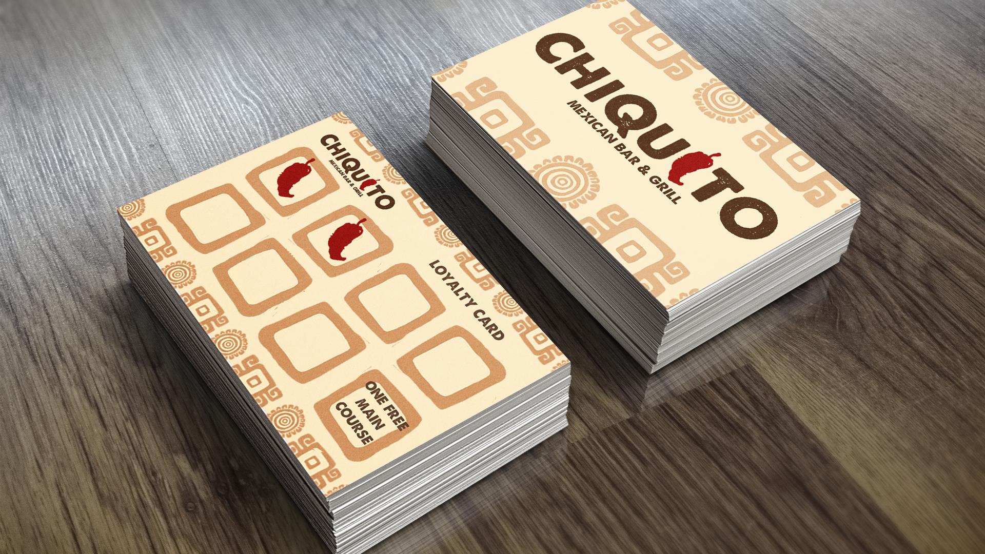 Designray chiquito rebrand