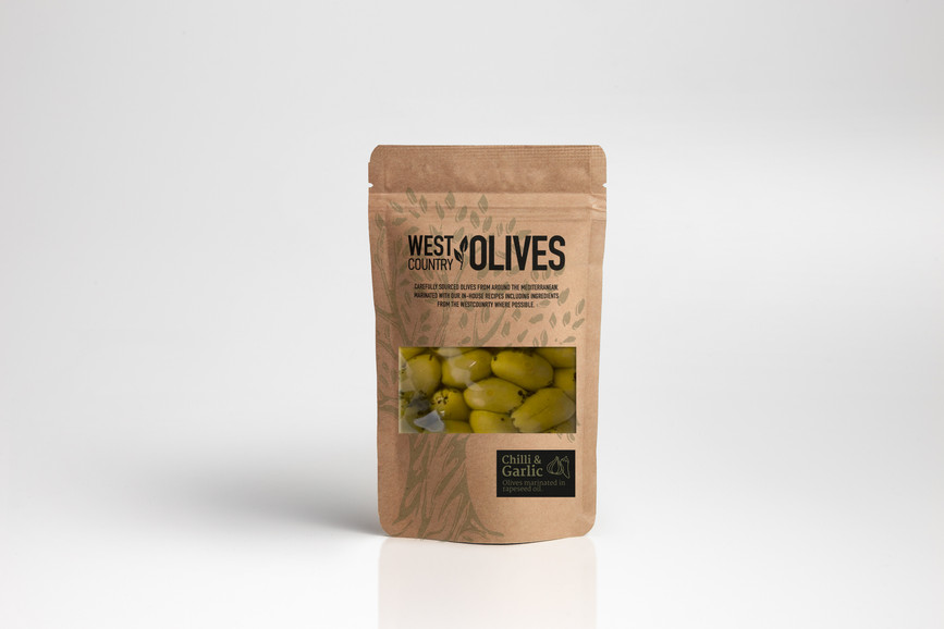 WEST COUNTRY OLIVES