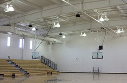 Florescent High Bays at RMS