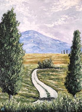 Tuscany walk