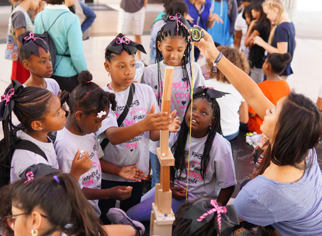 """Girl Scouts """"Dream Big"""" Day"""