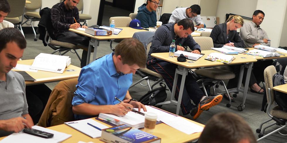 LA YMF PE Review Course Fall 2019