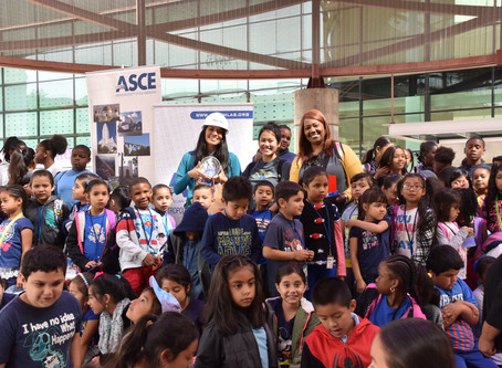 ASCE Dream Big Field Trip – Angeles Mesa Elementary School