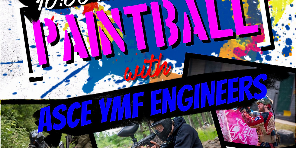 Joint YMF Paintball Event