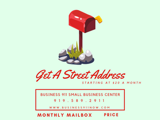 Did you know we rent mailboxes?