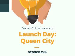 Queen City Launch Day