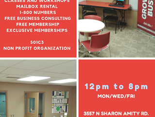 Are you seeking a place to connect with like minded individuals? Join B911 Co-working!
