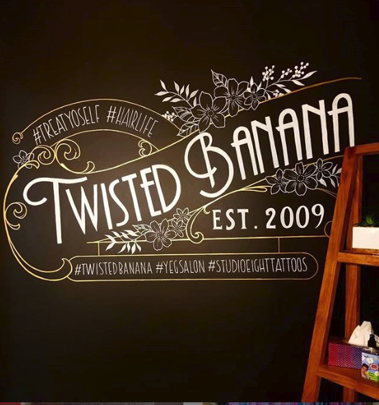Twisted Banana