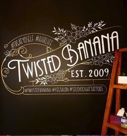 Twisted Banana