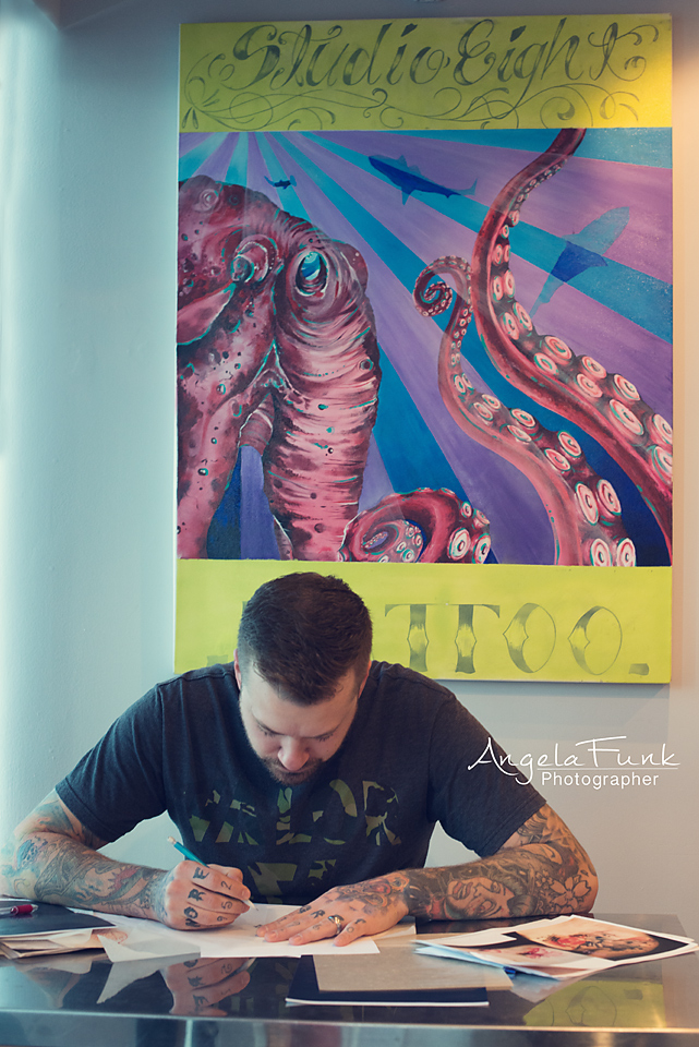 Studio Eight Tattoo Company