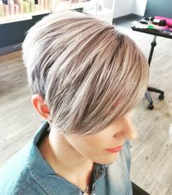 Hair by Krista Danger