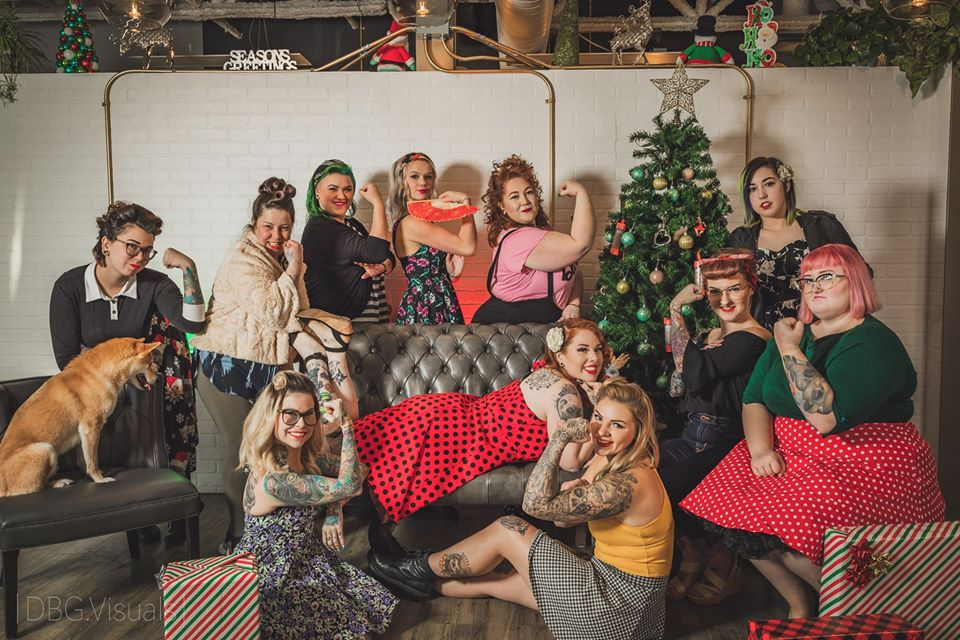 Staff X-mas photos 2019