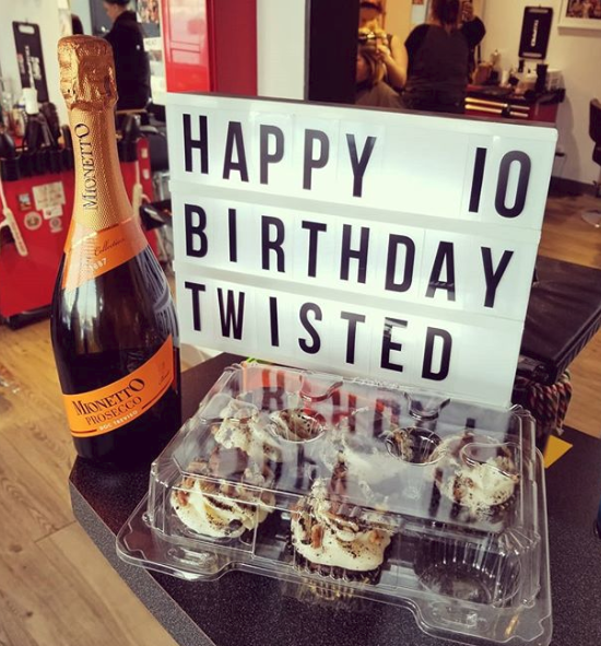 Happy 10 years Twisted!