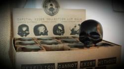 Rebel's Refinery Skull Lip Balm