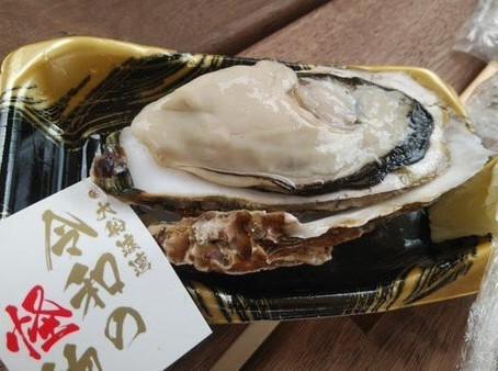 初入荷の牡蠣!!