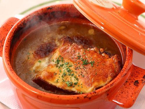 オニオングラタンスープ―要調理の冷凍商品です—(税・送料別)