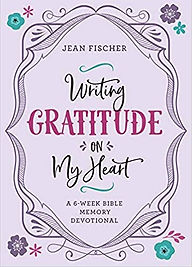 Writing Gratitude on My Heart