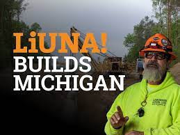 Michigan Laborers District Council Joins The Build It Michigan Strong Coalition