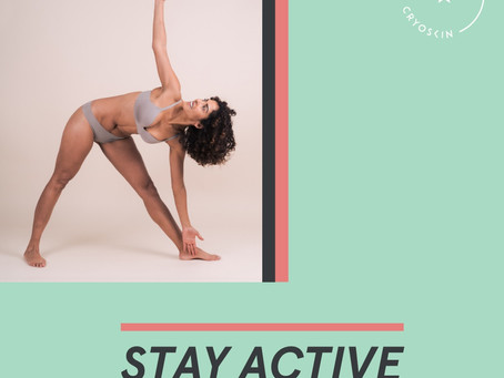 Stay Active!
