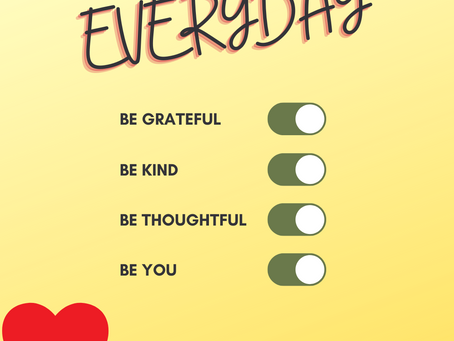Everyday Positivity...