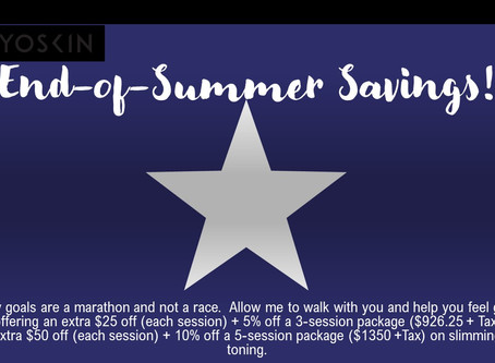 Don't Miss the Savings!!!