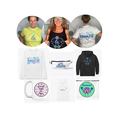 lisa asbell merch store