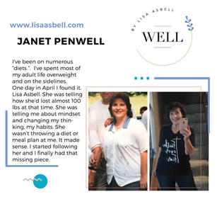 janet penwell success story