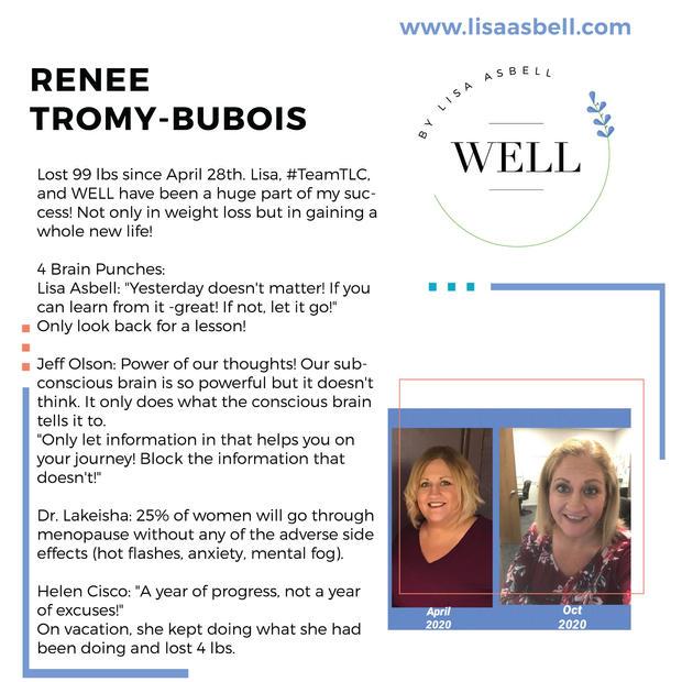 renee success story
