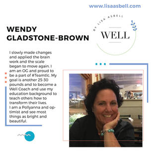 Wendy gladstone brown success story