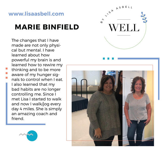 marie binfield success story.png