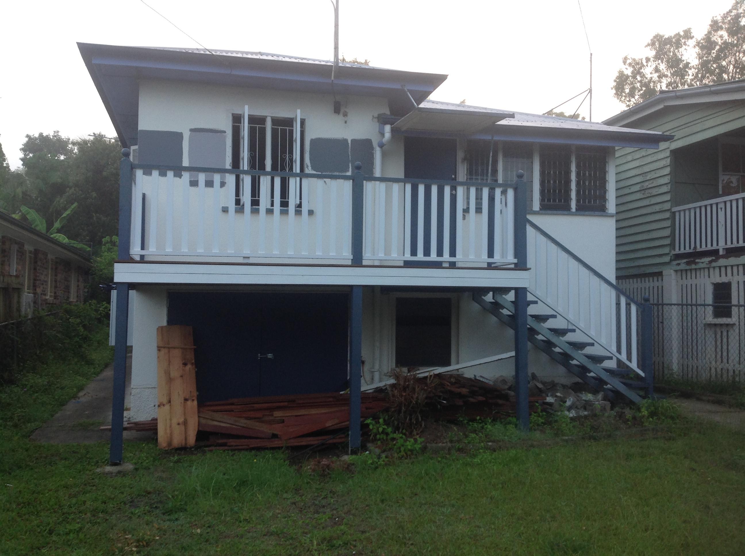 North Brisbane House Raising
