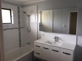 Deception Bay bathroom renovation