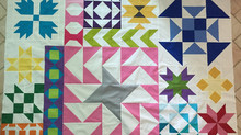 HMQG | Mystery Quilt Sections 3 & 4