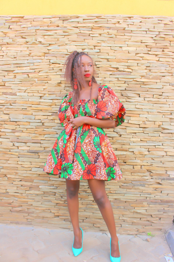 GET READY WITH ME!!!!! FT. Velma Ankara Balloon Dress (LOOK #2)| Aimies Closet