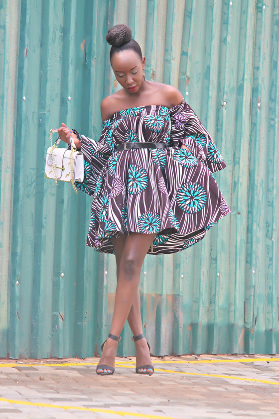 GET READY WITH ME #GRWM ft. Lillian Ankara Shift Dress|Aimies Closet