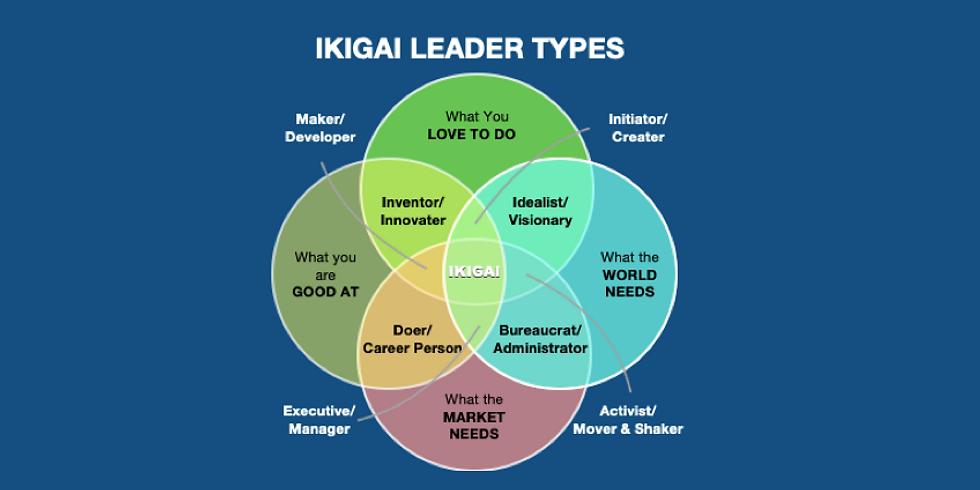 Das IKIGAI der Führung und des Unternehmens