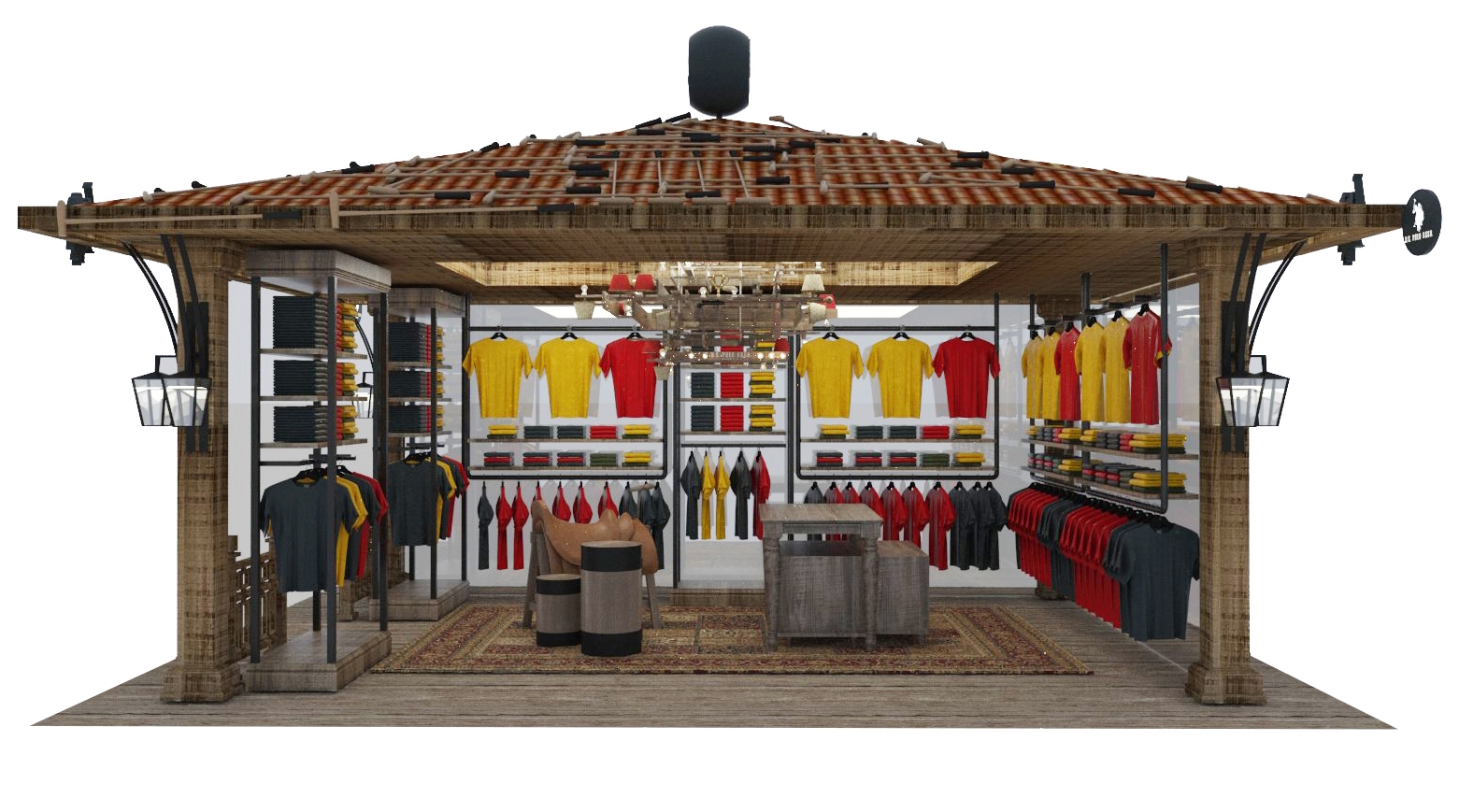 USPA Kiosk