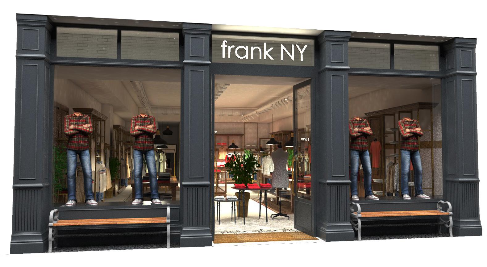 Frank NY  New Concept