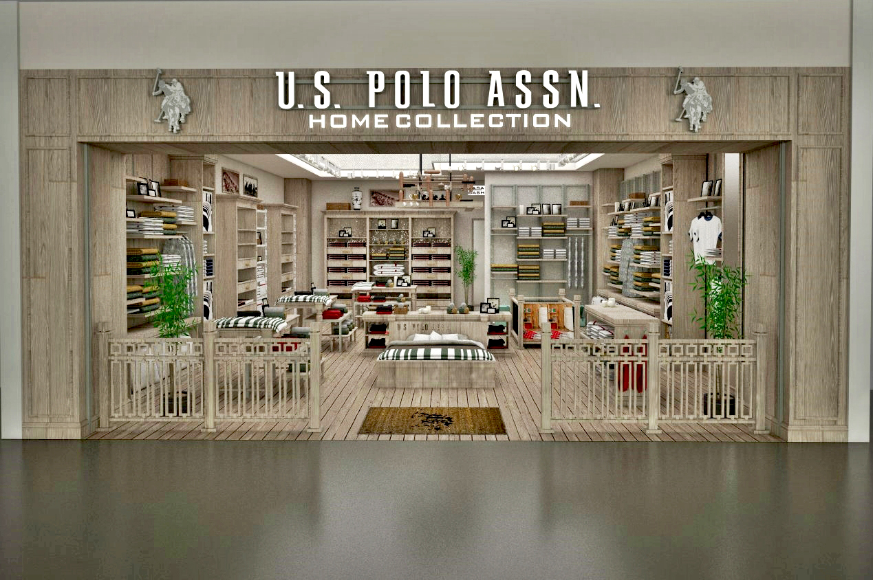 U.S. POLO ASSN.HOME COLLECTION