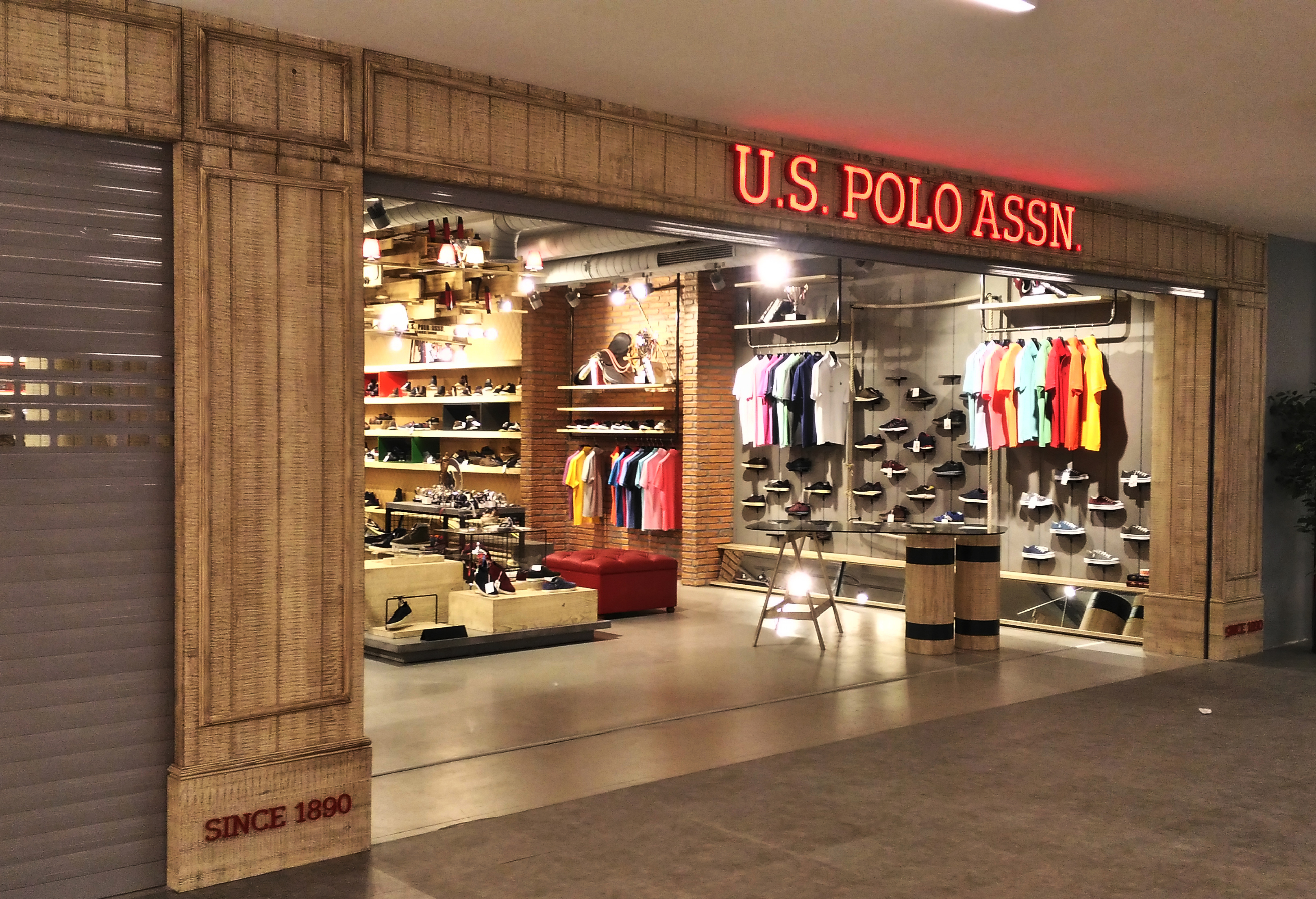 U.S. POLO ASSN. SHOES & ACCESORIES