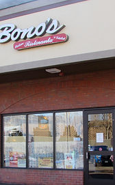 Bono's Store Front