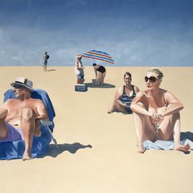 A Day At the Beach, Brighton #1