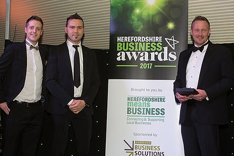 Medium Business of the Year 2017 - WeCan Products Ltd