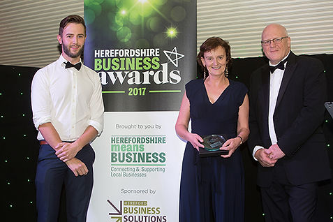 Creative Business of the Year 2017 - Orphans Press